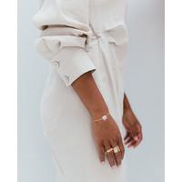 thumb-Gentle Armband Verguld-4