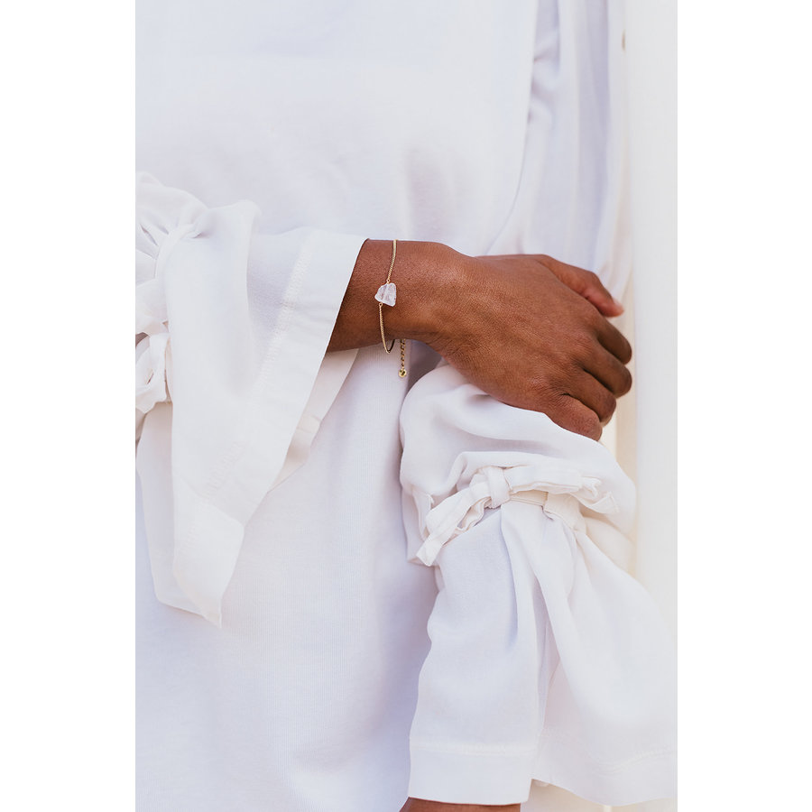 Gentle Bracelet Silver-3