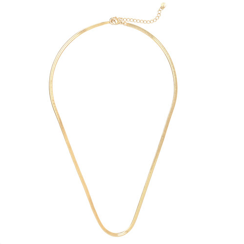 Elegance Necklace Gold Plated