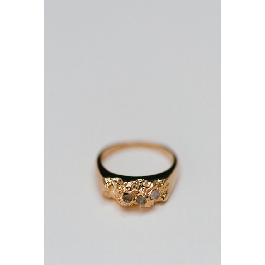 Mount Ring Gold Plated-1
