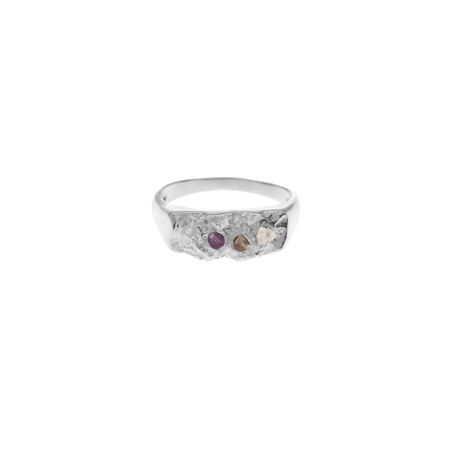 Mount Ring Silver-3