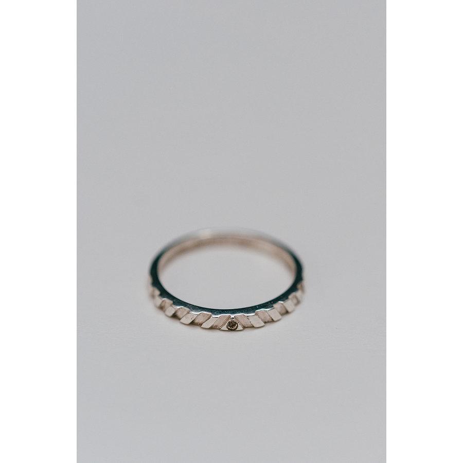 Peak Ring Silver-2