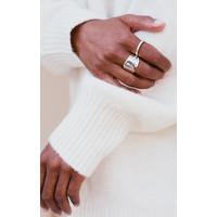 thumb-Peak Ring Silver-3