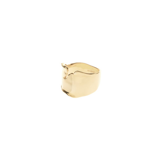 Valley Ring Gold Plated