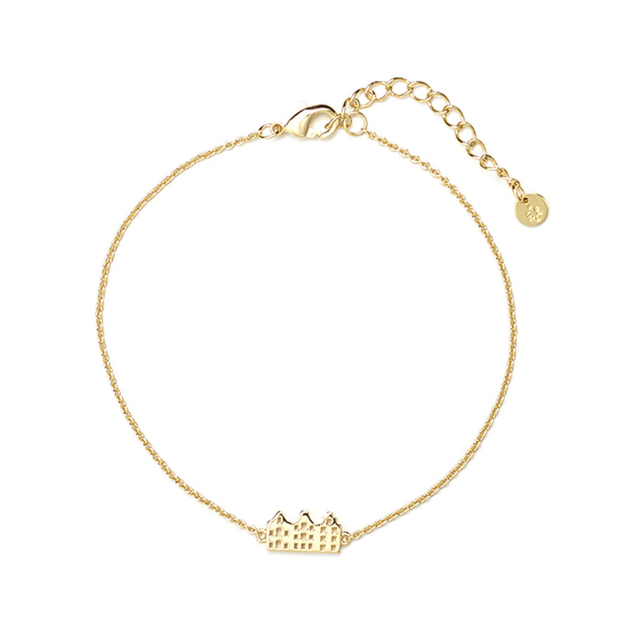 Canal Armband 14k Verantwoord Goud-3