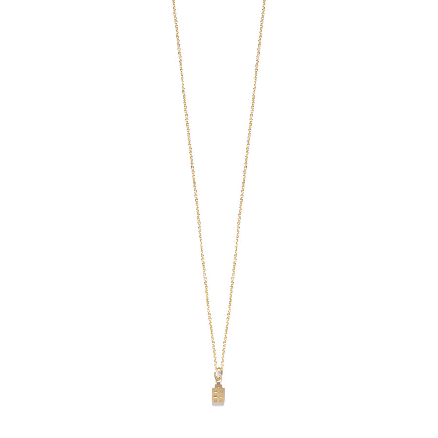 Jordaan Necklace 14k Responsible Gold-3