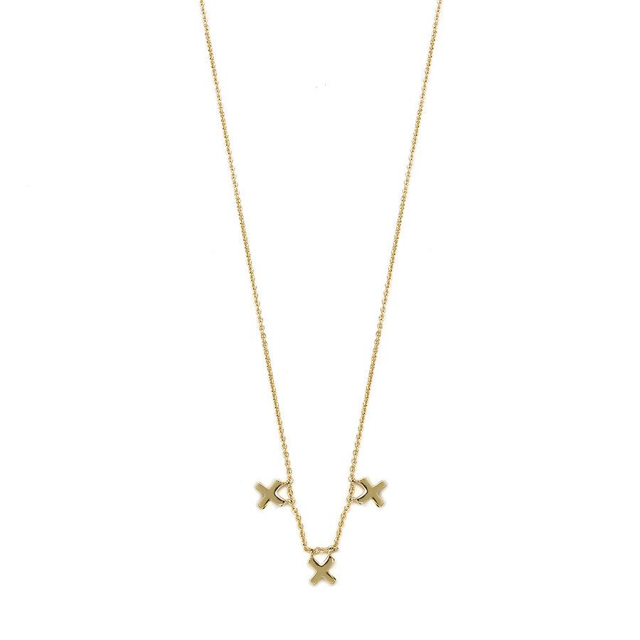 Metropolis Necklace 14k Responsible Gold-3
