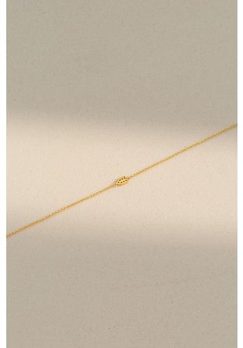 Jordaan Armband 14k Verantwoord Goud