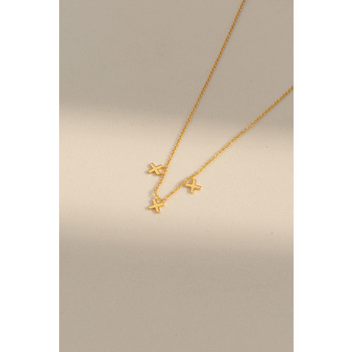 Metropolis Necklace 14k Responsible Gold