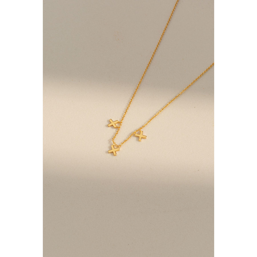 Metropolis Necklace 14k Responsible Gold-1