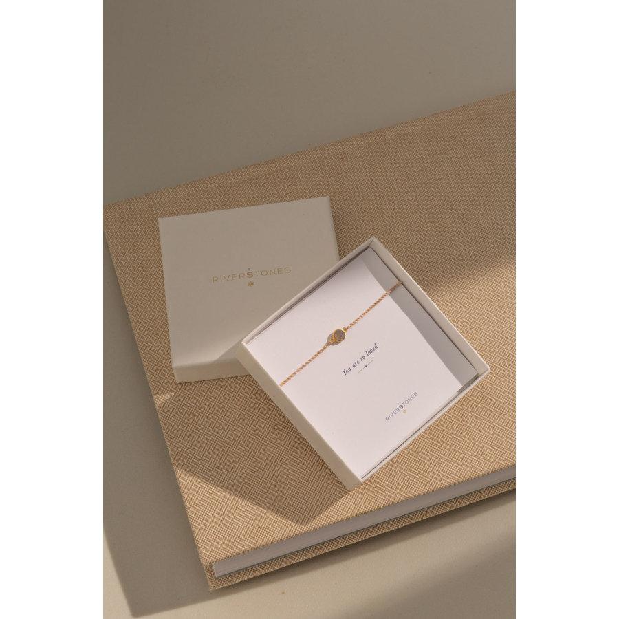 Drusy Bracelet Gold Plated-2