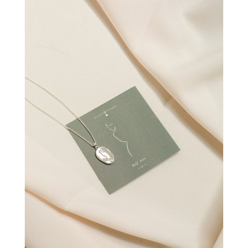 Care Ketting Zilver