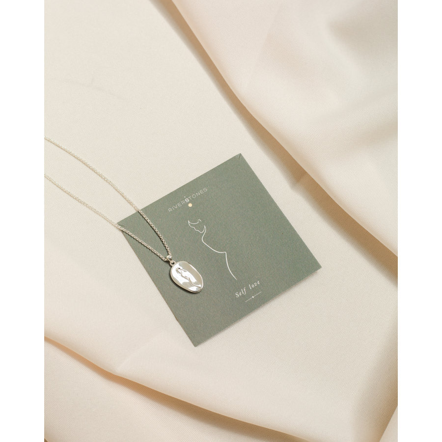 Care Necklace Silver-1