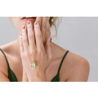 thumb-Adored Necklace Gold Plated-3