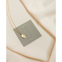 thumb-Care Necklace Gold Plated-4
