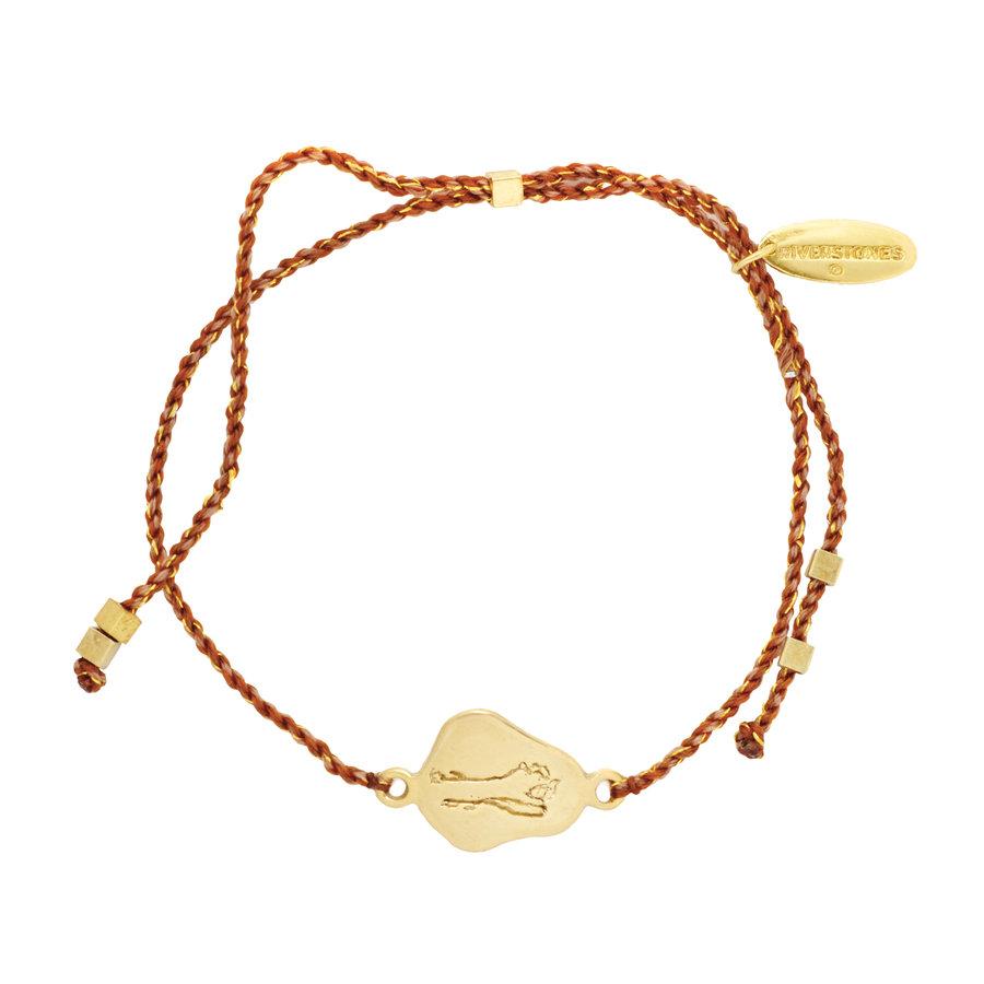 Adored Bracelet Gold Plated-2