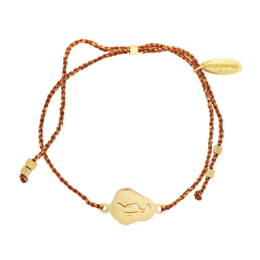 Care Bracelet Gold Plated-2