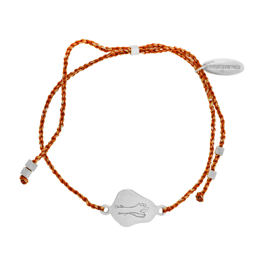 Adored Bracelet Recycled Silver-1