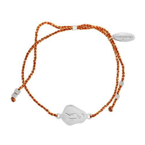 Care Bracelet Recycled Silver