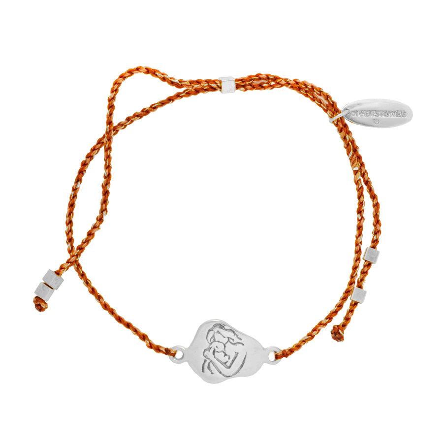 Cherish Bracelet Recycled Silver-1
