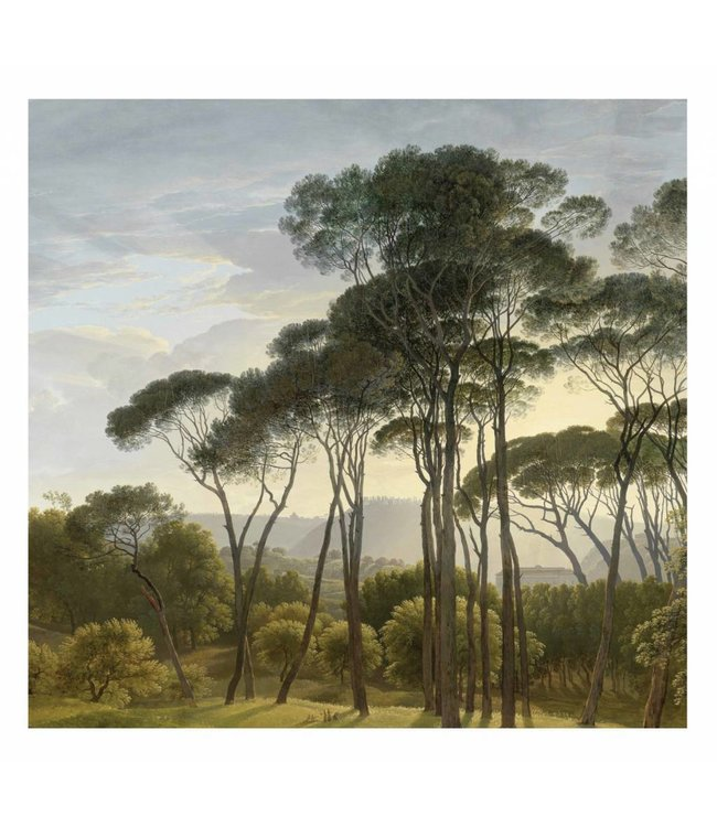 Wall Mural Golden Age Landscapes, 292.2 x 280 cm