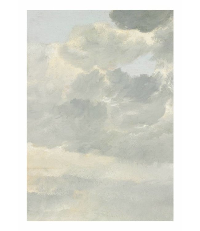 Wall Mural Golden Age Clouds 1, 194.8 x 280 cm