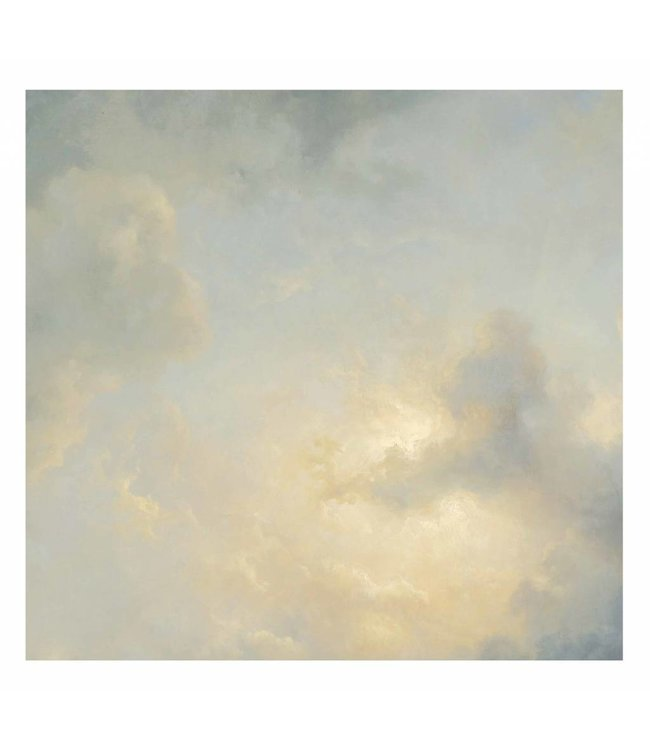 Fotobehang Golden Age Clouds, 292.2 x 280 cm