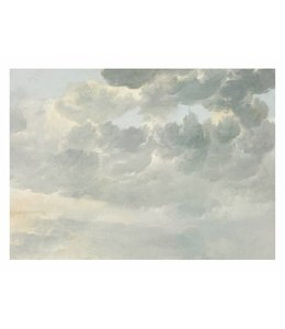 Fotobehang Golden Age Clouds 1
