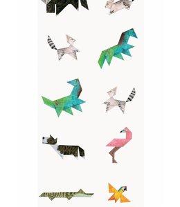 Tangram Animals