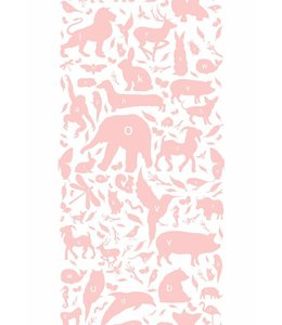 ABC Animals, Pink