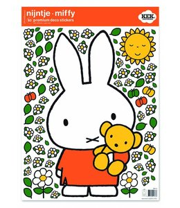 Miffy with little bear