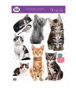 Set Wandtattoos Kittens