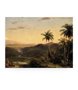 Golden Age Landscape 2, L