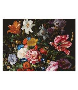 Fototapete Golden Age Flowers