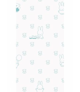 Miffy wallpaper Bears, Mint