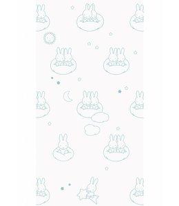 Dick Bruna Miffy wallpaper Clouds, Mint
