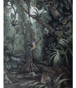 Behangpaneel Tropical Landscape