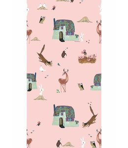 Fiep Westendorp Forest Animals, Pink