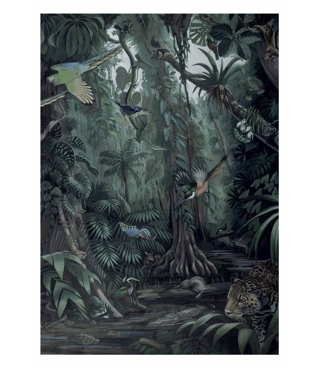 Fototapete Tropical Landscapes, 194.8 x 280 cm
