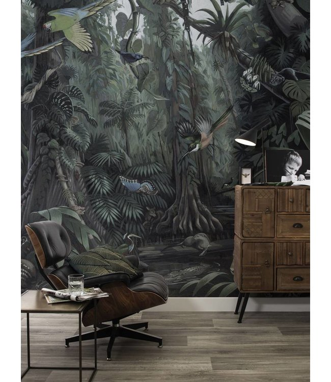Fototapete Tropical Landscape, 194.8 x 280 cm
