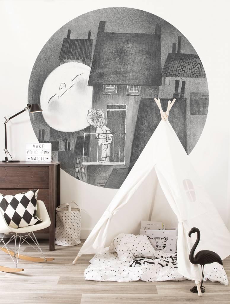 Behangcirkel van Kek Amsterdam