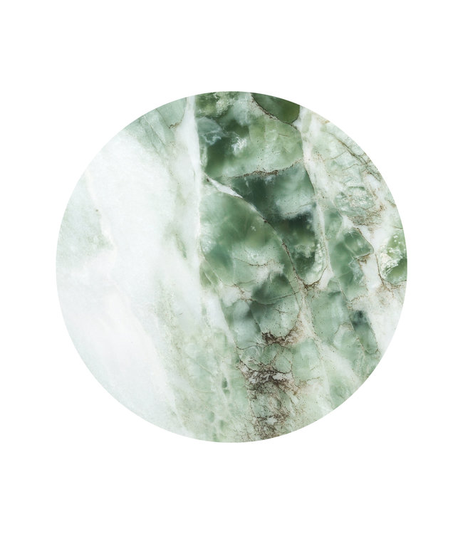 Behangcirkel Marble, ø 142.5 cm