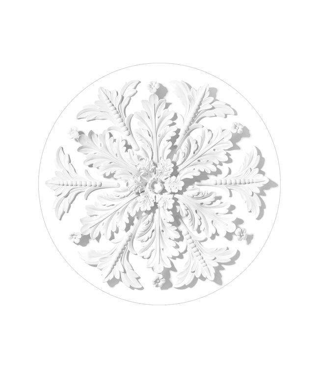 Behangcirkel Ornaments, ø 142.5 cm