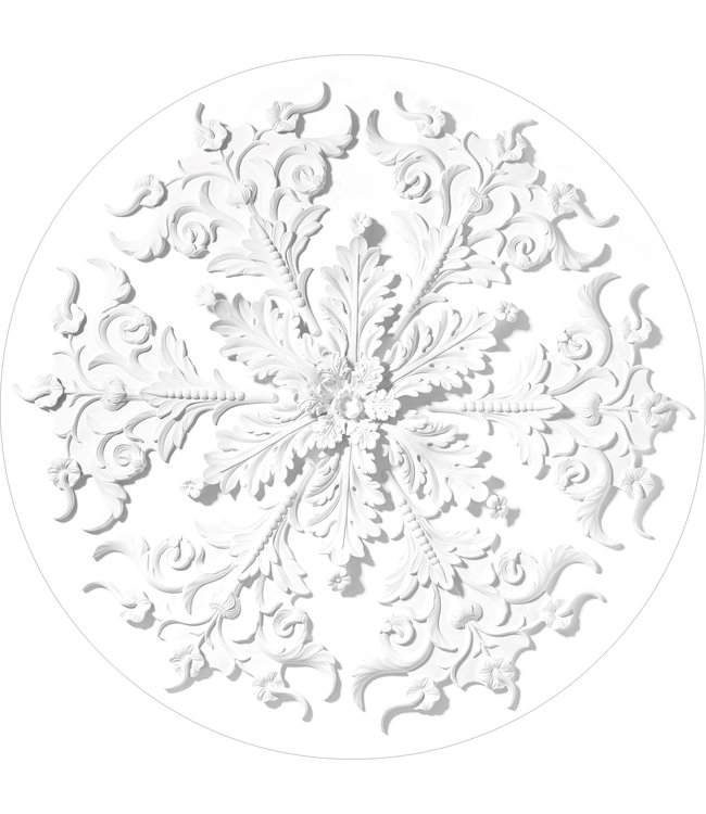 Behangcirkel Ornaments, ø 190 cm