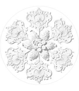 Tapetenpaneel rund Ornaments