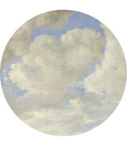Behangcirkel Golden Age Clouds