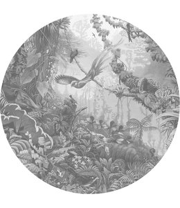 Behangcirkel XL Tropical Landscapes