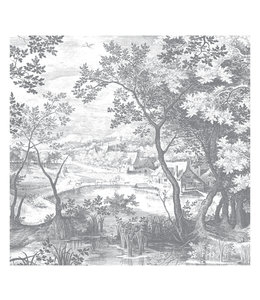 Fototapete Engraved Landscapes