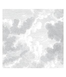 Fotobehang Engraved Clouds