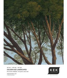 Behangstaal Golden Age Landscapes WP-381 - WP-385 - WP-389